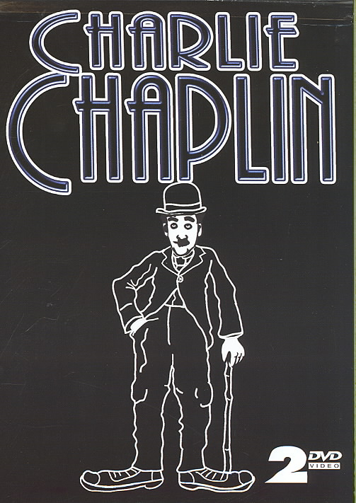 CHARLIE CHAPLIN BY CHAPLIN,CHARLES (DVD)