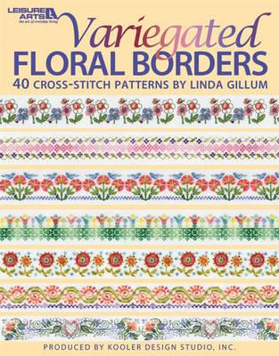 Variegated Floral Borders By Gillum, Linda